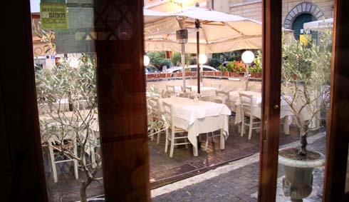 Best restaurant in Rome