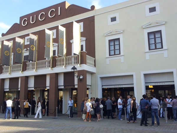 Best outlets in Italy