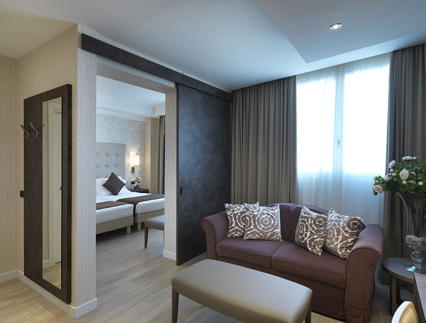 Hotel Windsor a Milano
