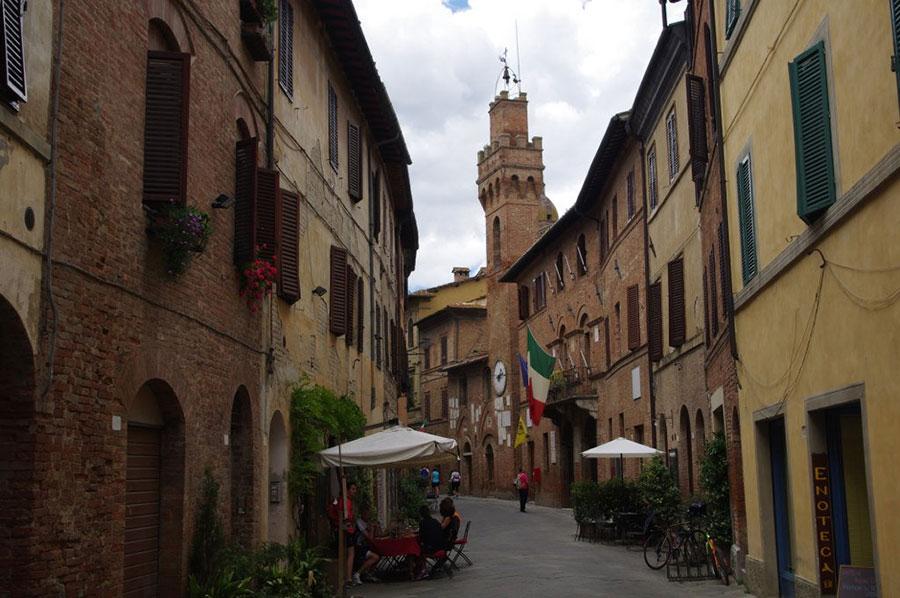 Centro Buonconvento in Toscana