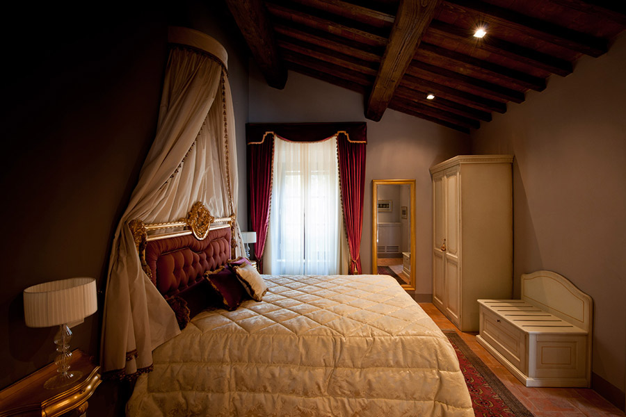 Suite Villa Armena Siena