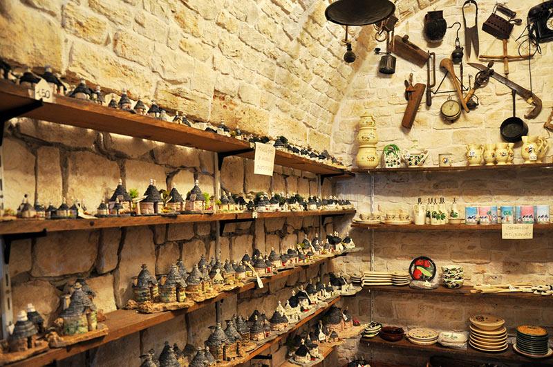 Bottega trullo Alberobello