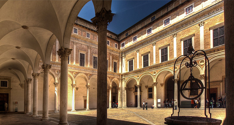Palazzo Ducale ad Urbino