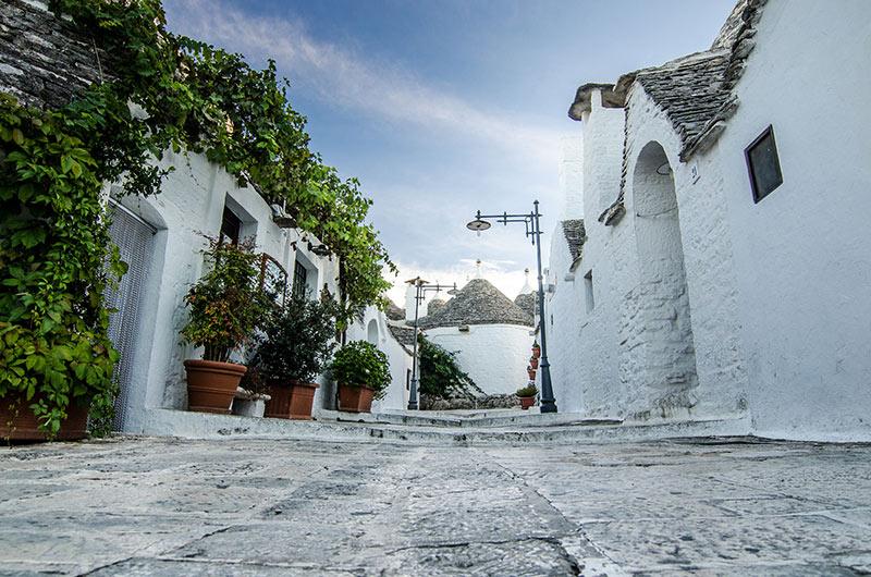 Alberobello paese