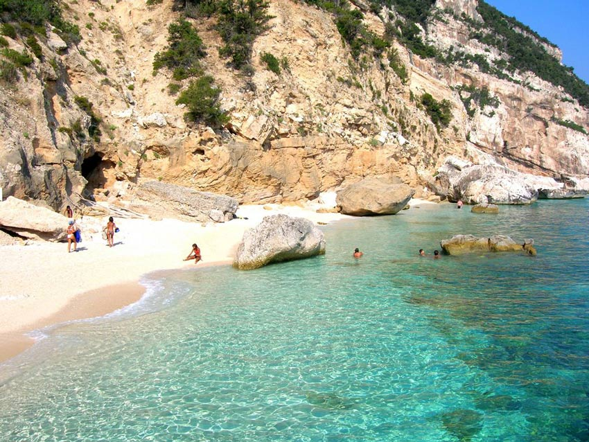Cala Mariolu Orosei Sardegna