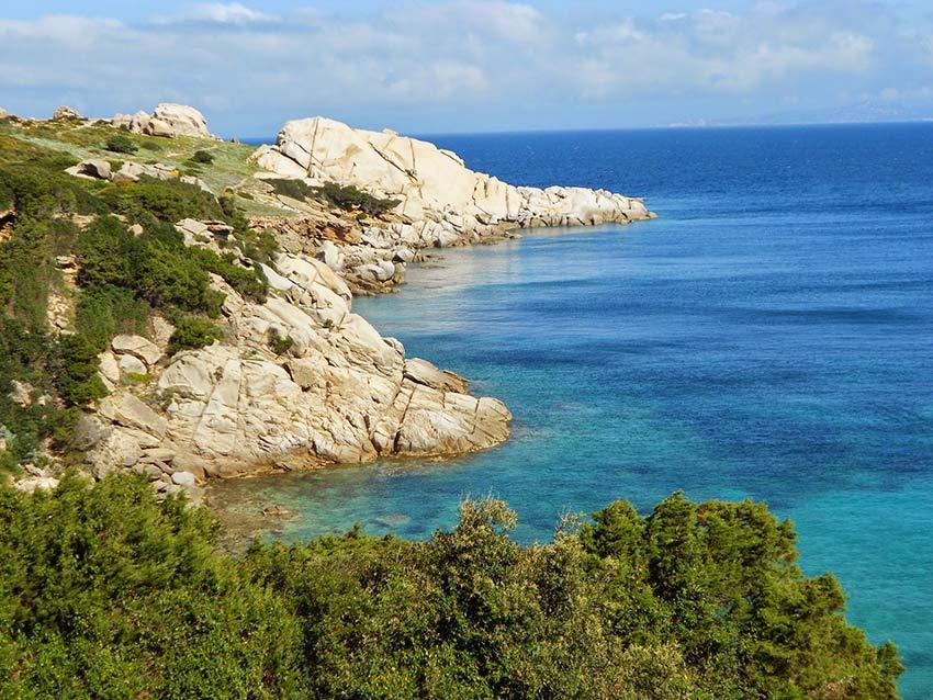 Cala Spinosa Sardegna