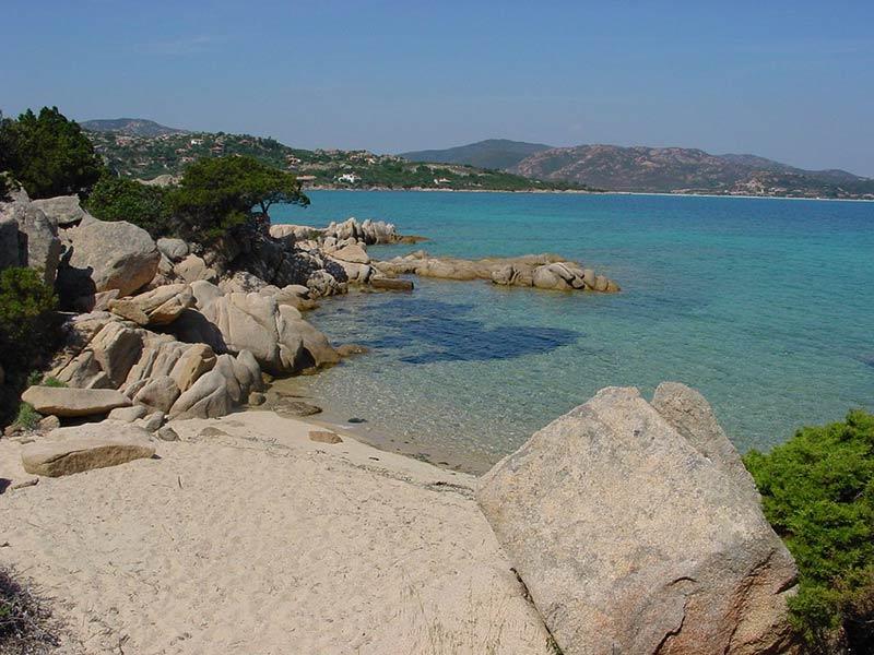 Spiaggia Gigolu in Sardegna