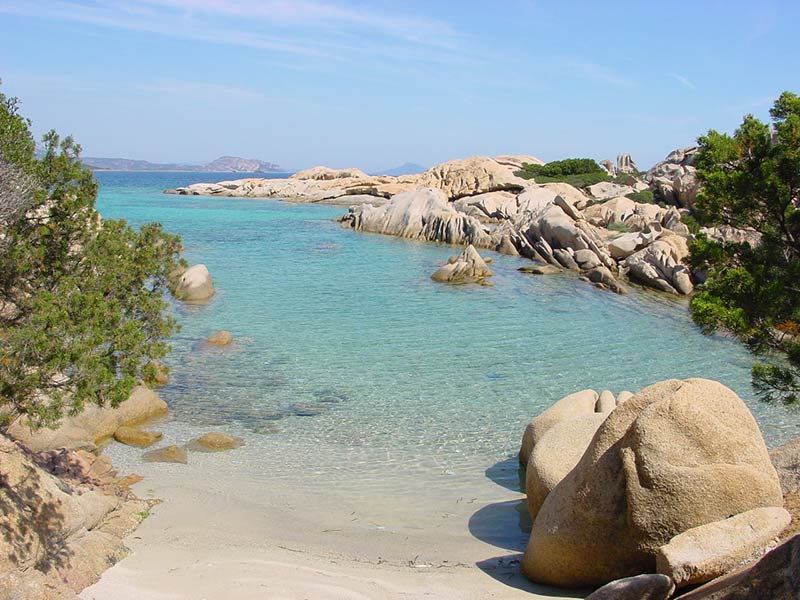 Best White Sand Beaches And Rocky Coves In Sardinia