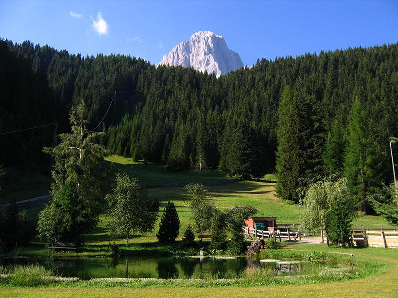 Val Gardena Italy
