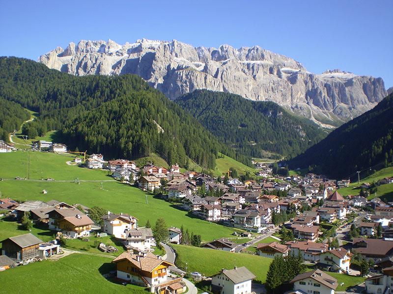 Selva Val gardena Italy