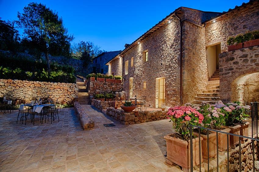 Relais La Costa, Monteriggioni Tuscany