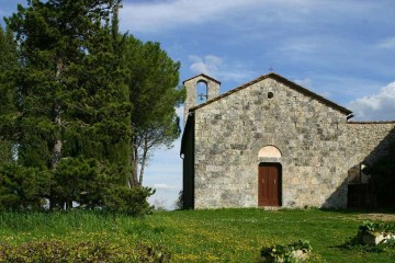 Colle Ciupi in Tuscany