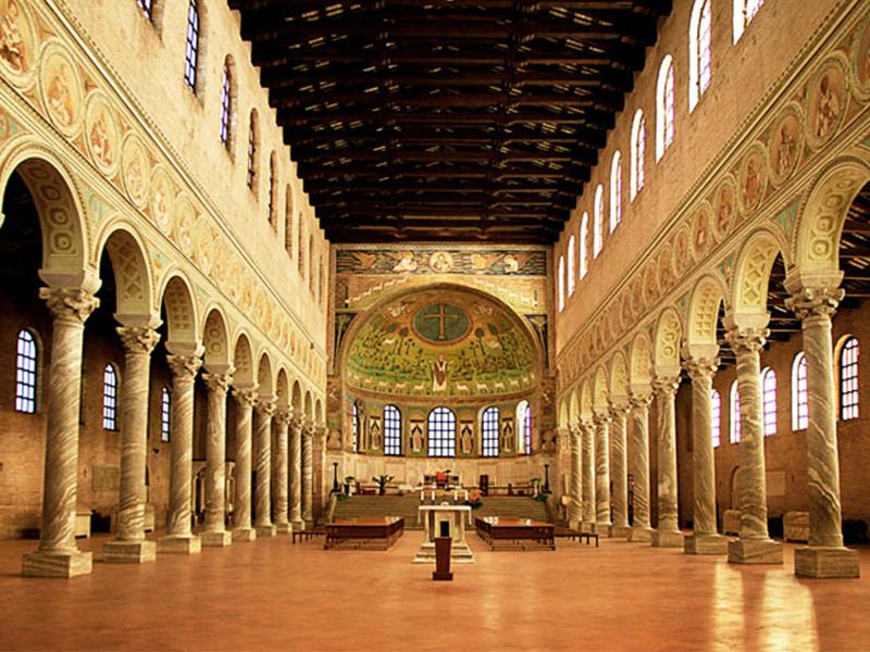 Ravenna Basilica