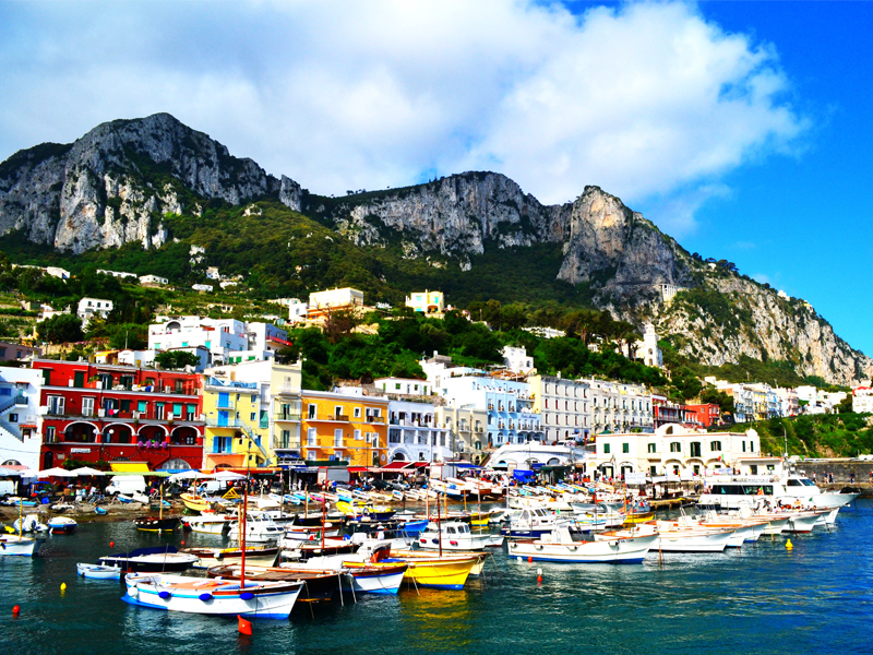 Capri best attractions