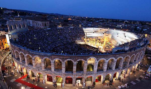 Arena di Verona amphitheater