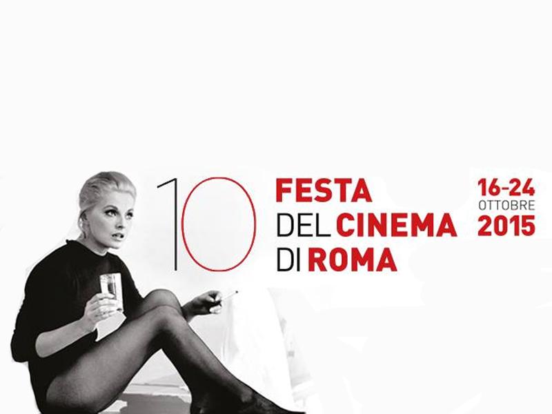 Rome Festa del Cinema 2015