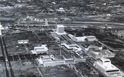 Eur district Rome