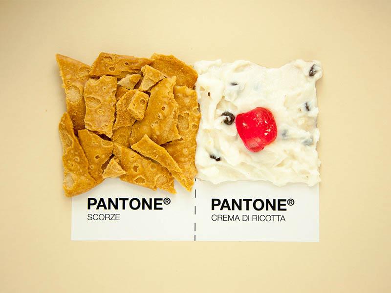 Food as pantone
