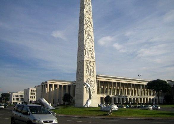 Marconi's Obelisk