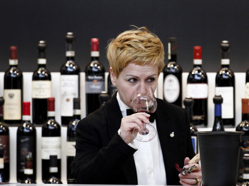 Best event for wine lovers in Italy