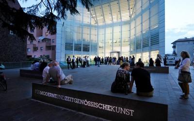 Museion in Bozen, a prestigious museum for contemporary art