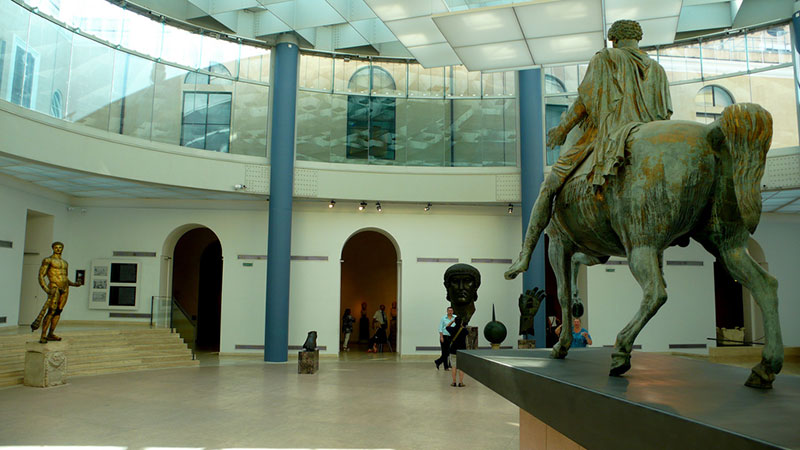 Visit Capitoline Museums Rome