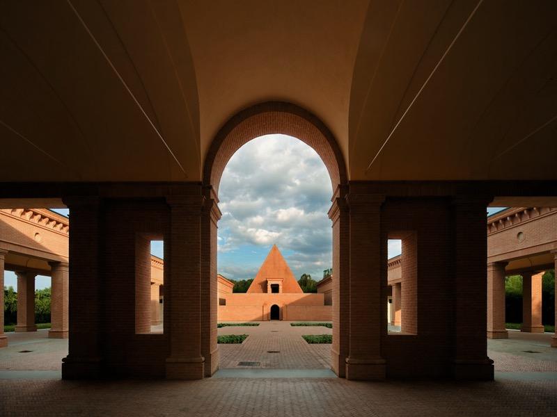 labirinto della masone - struttura
