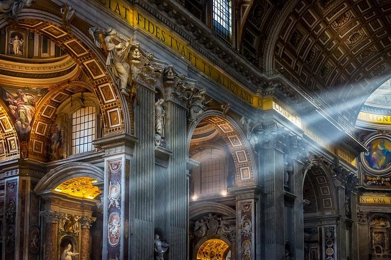 Religious sites in Rome