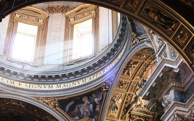 Religious sites in Rome: how to follow a pilgrim trail