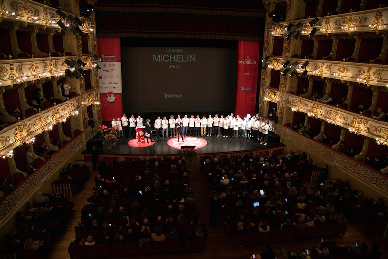 Michelin Guide 2017 edition event