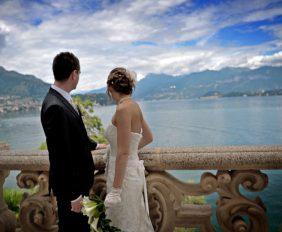 Luxury wedding venues on Lake Como