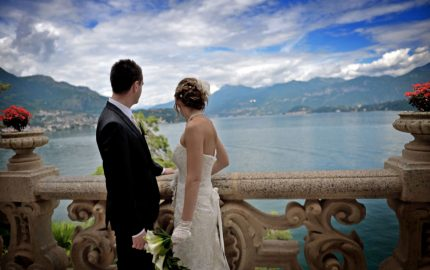 Luxury wedding venues on Lake Como